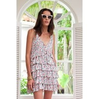 LILYA Natalie Dress Calypso Spring 2011 | STYLE MILK SHOP