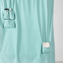 Stowaway Shower Curtain