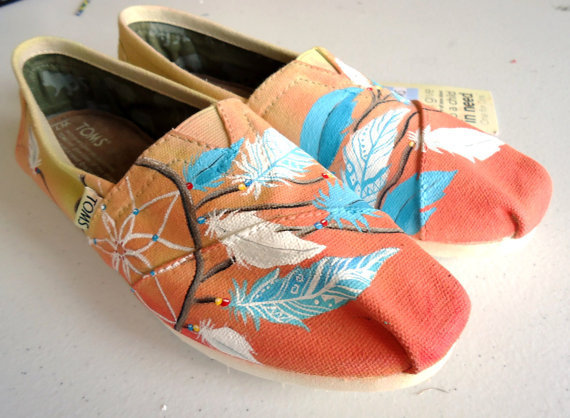 Aztec Dream catcher TOMS