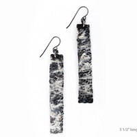 Tiffany Kunz Design- row earring
