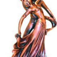 Home Decor | Traditional Dancing Statue