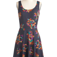 Seine a Message Dress | Mod Retro Vintage Dresses | ModCloth.com