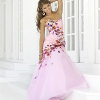 Blush 5136 at Prom Dress Shop