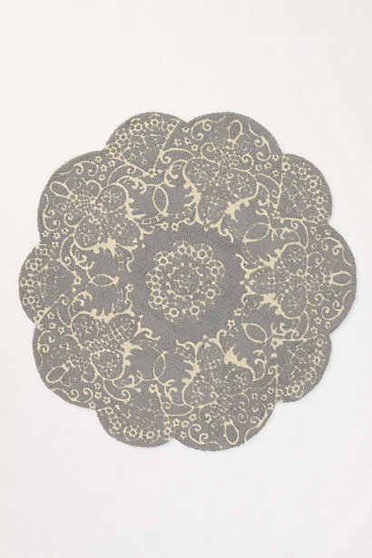 Doily Rug