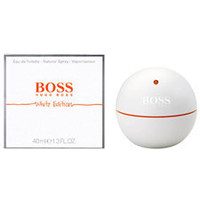 Boss In Motion White