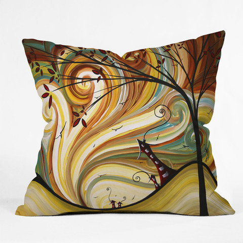 DENY Designs Home Accessories | Madart Inc. Out West Throw Pillow