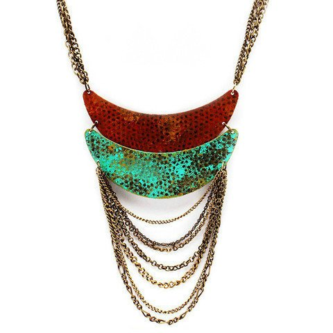 Pree Brulee - Lady Archaeology Necklace