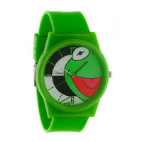 Flud Watches: Kermit Pantone Watch Green, at 38% off!