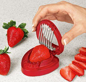 Strawberrry Slicer @ Harriet Carter