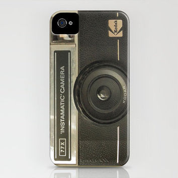 CAMERA iPhone Case by M✿nika  Strigel	 | Society6