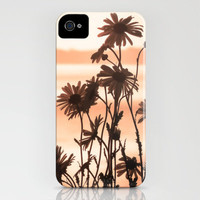 Dusk Daisies iPhone Case by John Dunbar | Society6