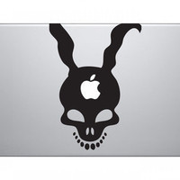 Donnie Darko Frank the bunny rabbit Sticker Decal Laptop PC or MacBook