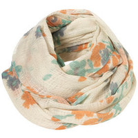 Ditsy Scatter Floral Snood - Scarves  - Accessories