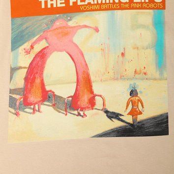 Flaming Lips Yoshimi Tee