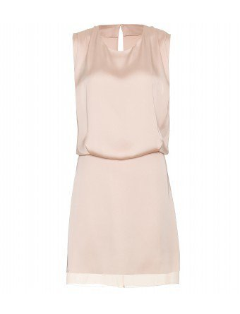 mytheresa.com -  Acne - MARLOW OPEN BACK DRESS - Luxury Fashion for Women / Designer clothing, shoes, bags