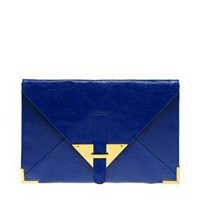 ASOS | ASOS Portfolio Envelope Clutch at ASOS