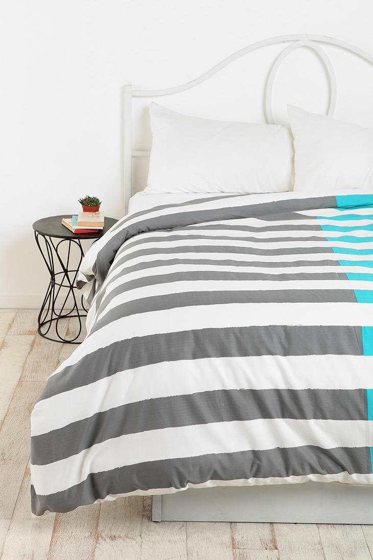 Assembly Home Dual Stripe Duvet Cover