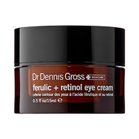Dr. Dennis Gross Skincare Ferulic + Retinol Eye Cream (0.5 oz)