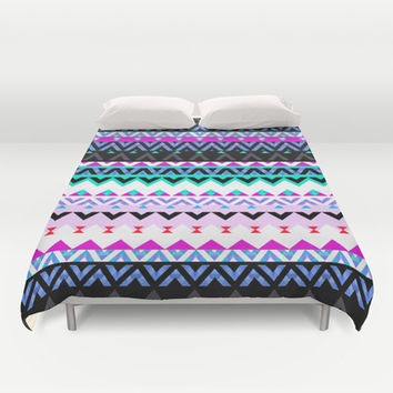 Mix #598 Duvet Cover by Ornaart