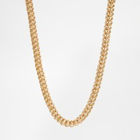 Tubey Collar Necklace