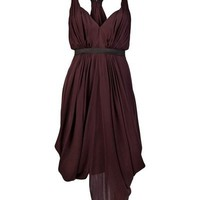 A.L.C Gerry Dress - Satine - farfetch.com