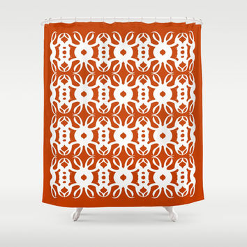 MAGIC II Shower Curtain by Robleedesigns