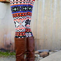October Fest {Leggings} - ONE-SIZE