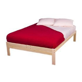 Xl Twin Size Nomad Platform Bed Frame From Amazon
