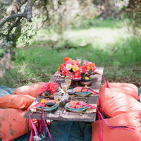 outdoor dining inspiration | Flickr - Photo Sharing!