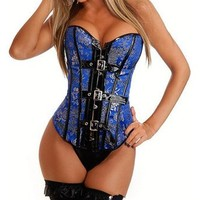 Wingeler Sexy Bustier Hot Corset Cincher Lingerie Chinese Style Design-a83