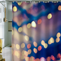 DENY Designs Home Accessories | Shannon Clark Pretty Lights Shower Curtain
