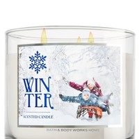 3-Wick Candle Winter