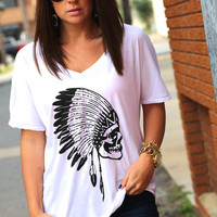 Headdress Tee