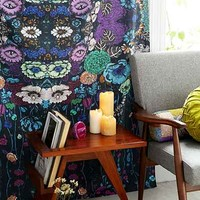 Plum & Bow Phula Garden Tapestry- Green One