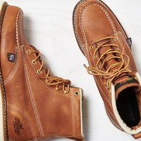 "AEO Men's Thorogood 6"" Moc Toe Boot (Brown)"