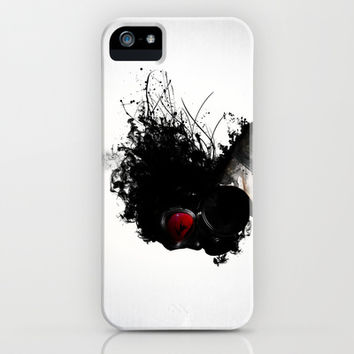 Ghost Warrior iPhone & iPod Case by Nicklas Gustafsson