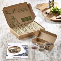 Curry Recipe Discovery Kit