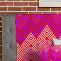 Holli Zollinger Techno Circuit Tapestry