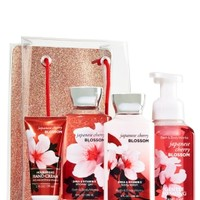 Cleanse & Moisturize Gift Set Japanese Cherry Blossom