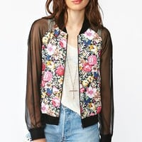 Flower Patch Jacket