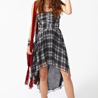 Courtney Plaid Dress