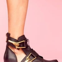 Jeffrey Campbell Roscoe Cutout Boot
