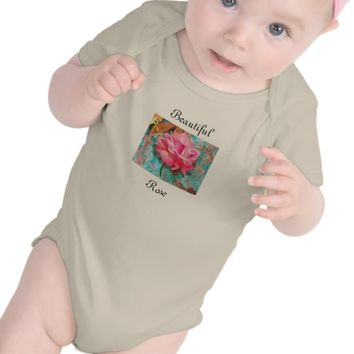 Beautiful Rose Infant/Toddler Outfit