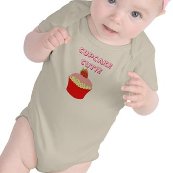 Cupcake Cute Outfit for Infants and Toddlers