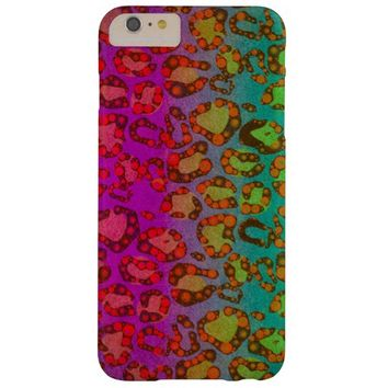 Trippy Cheetah Print Pop IPhone6plus Case