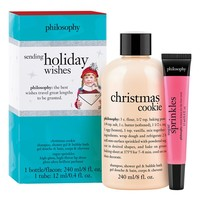 philosophy 'sending you holiday wishes' duo (Limited Edition)