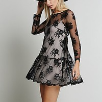 Free People Womens Drop It Like It's Hot Dress