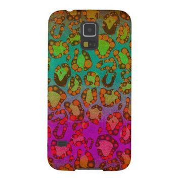 Animal Print Pattern Samsung galaxy5 Case