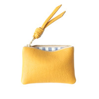 rennes — Golden Pouch Small 001