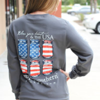 Simply Southern Long Sleeve - USA